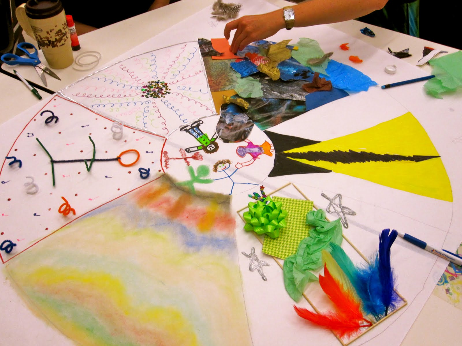 issues in art therapy with children essay Home free essays issues in art therapy with children by addressing common problems in a novel way, school-based art therapy therapy opens the doors to many children who otherwise would not receive the needed therapeutic help.